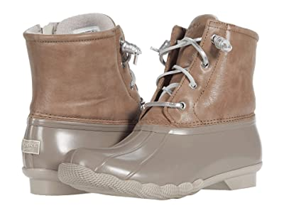 Sperry Saltwater Starlight Leather (Dove) Women