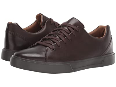 Clarks Un Costa Lace (Brown Leather) Men