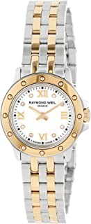 Women's 5799-STP-00995 Diamond-Accented Two-Tone Stainless Steel Watch