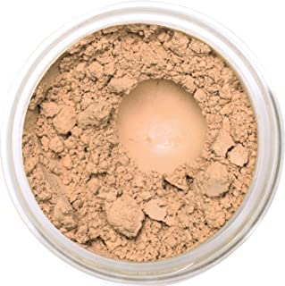 Bella Terra Mineral Powder Foundation   Long-Lasting All-Day Wear   Buildable Sheer to Full Coverage – Matte   Sensitive S...