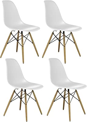 Lot Assise Confort scandinave 2 Meubletmoi Style chaises 8wO0NknPZX