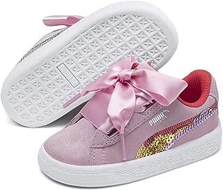SUEDE HRT TRAILBLAZER SQN Pembe Kız Çocuk Sneaker Ayakkabı