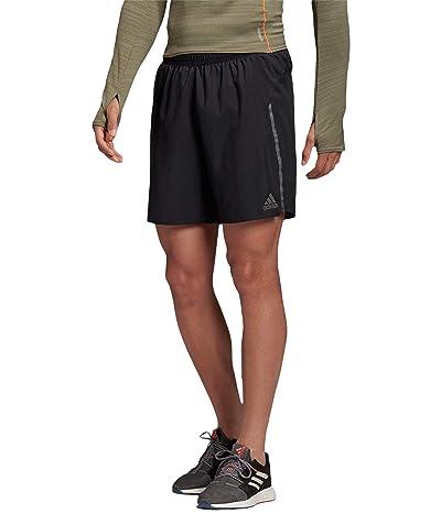 adidas Saturday 7 Shorts (Black) Men