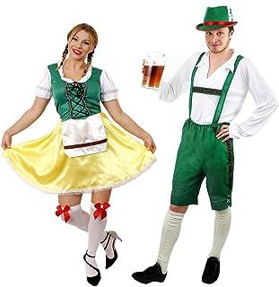 Disfraz de pareja de traje bávarohttps://amzn.to/2UUx9xB