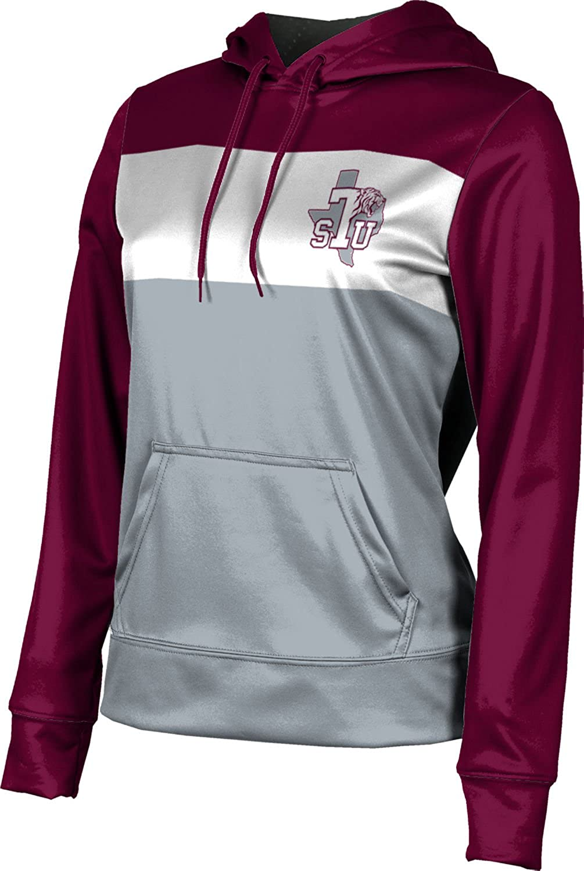 Texas Southern University Girls' Pullover Hoodie, School Spirit Sweatshirt (Prime)