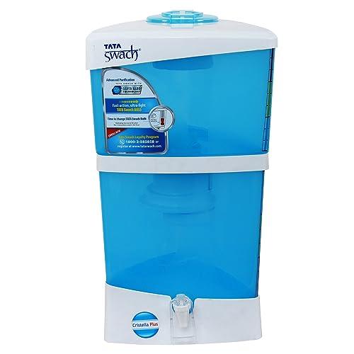 Tata Swach Non Electric Cristella Plus 18-Litre Gravity Based Water Purifier