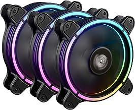 Enermax 120 x 120 T.B RGB AD 3 Fan Pack Illuminated