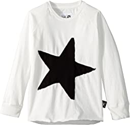 Nununu - Star Patch T-Shirt (Toddler/Little Kids)