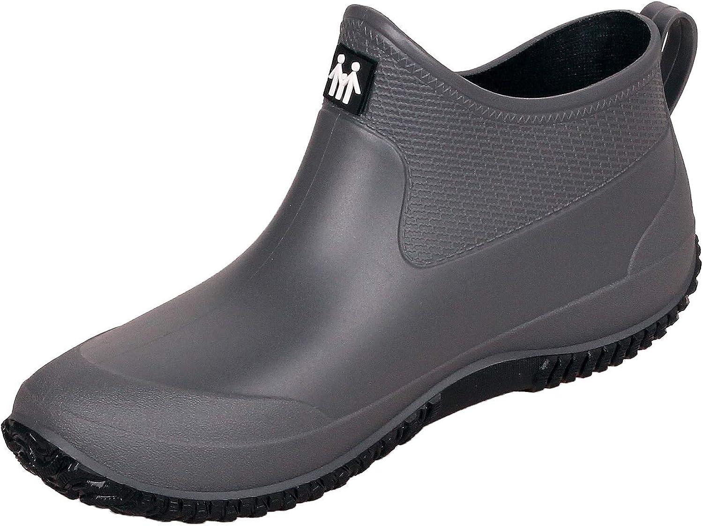 SMajong Charlotte Mall Women's Men's Rain Boots Sl Anti Shoes Free shipping on posting reviews Garden Waterproof