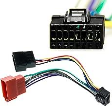 Cable adaptador ISO Conector haz para radio Pioneer 16/pin AVIC//AVH Blue