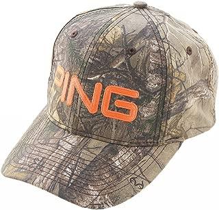 Limited Edition Realtree Camo/Orange Adjustable Snapback Hat/Cap