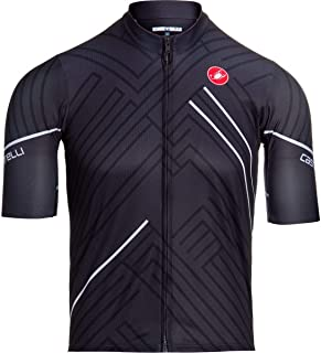 Details about  /Cycling Jersey Castelli MILANO JERSEY Men's Short Sleeve Size M Biking Italy