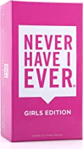 Never Have I Ever Girl's Edition Ages 17+ – This is a Party Game About You, Your Friends and Your Crazy Life Together