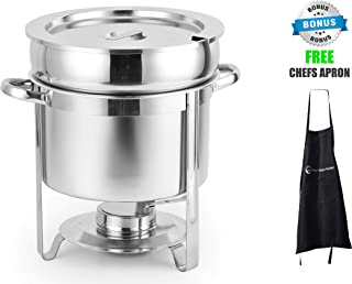 divided chafing dish
