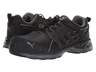PUMA Safety Velocity Low 2.0 (Black) Men