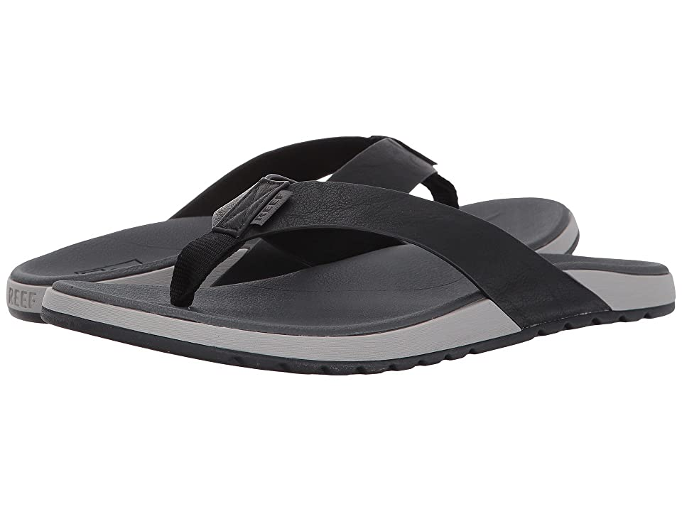 Reef Contoured Voyage (Grey/Black) Men