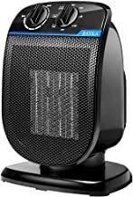 BAYKA Space Heater, Portable Electric Space Heater for Office and Home, Ceramic Small..