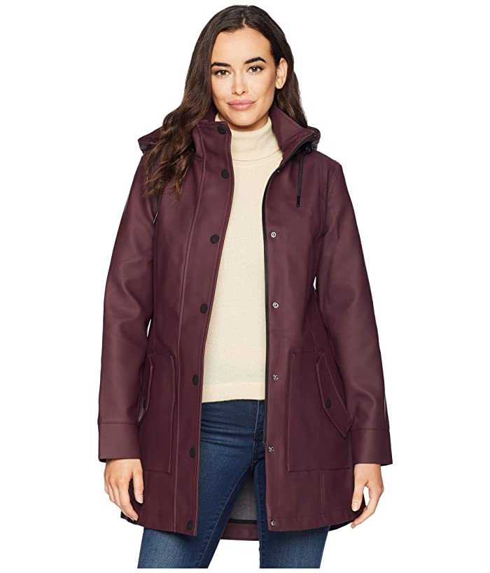 UGG Rain Jacket (Port) Women