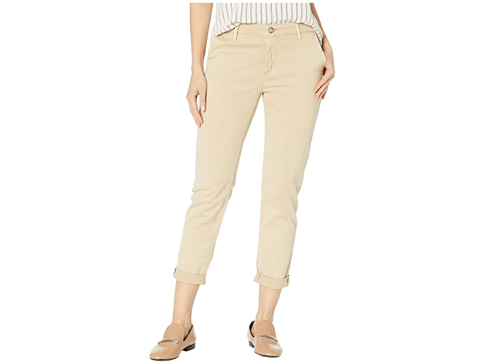 Image of AG Adriano Goldschmied Caden in Sulfur Fresh Sand (Sulfur Fresh Sand) Women's Jeans