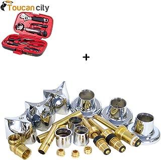 Toucan City Tool Kit (9-Piece) and Crane Rebuild Kit RBK9904