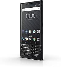 BlackBerry Key2 64Gb (Single-Sim, Bbf100-1, Qwerty Keypad) (Gsm Only, No Cdma) Factory Unlocked Sim-Free 4G/Lte Smartphone - International Version () - No Warranty In The Usa