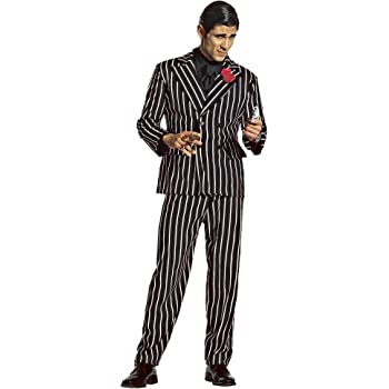 WIDMANN Widman - Disfraz de gánster años 20 para hombre, talla M ...