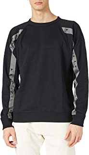 G-STAR RAW Men's Raglan Taping Sweatshirt