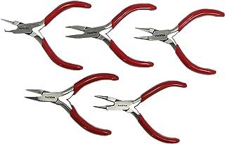 SE Stainless Steel Mini Pliers Set (5 PC.) – 7042MP