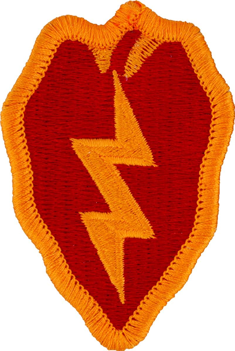 Online limited product 25th Infantry Tulsa Mall Patch Division