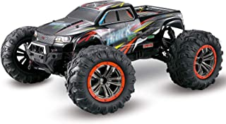 Large Size 1:10 Scale High Speed 46km/h 4WD 2.4Ghz Remote Control Truck,Radio Controlled Off-road RC Car Electronic Monste...