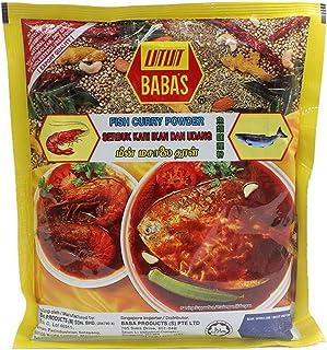 Baba's Curry Fish Powder Seasoning, 250 g
