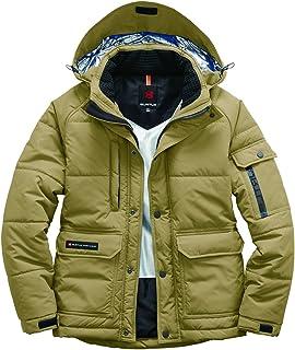 BURTLE バートル 防寒ジャケット(大型フード付)(ユニセックス) 秋冬用 カーキ LL 7510 23