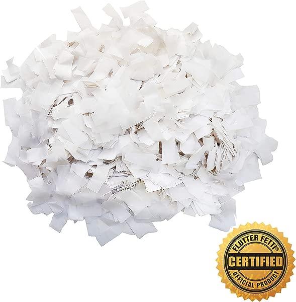 扑 FETTI 纸巾纸屑可生物降解的环保型白溢价 19 500 件