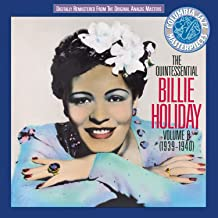 The Quintessential Billie Holiday, Vol.8: 1939-1940