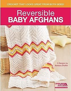 Leisure Arts-Reversible Baby Blankets