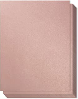 Best Paper Greetings 48-Pack Mauve Colored Paper, 8.5 x 11 Inches