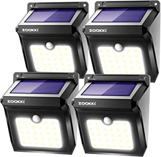 solar led security lights outdoor