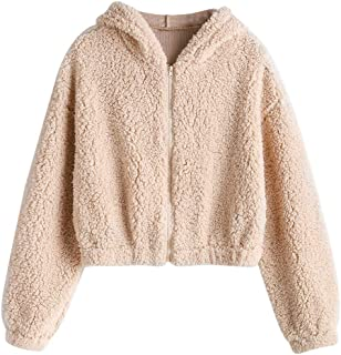 Best faux fur hooded sweatshirt Reviews