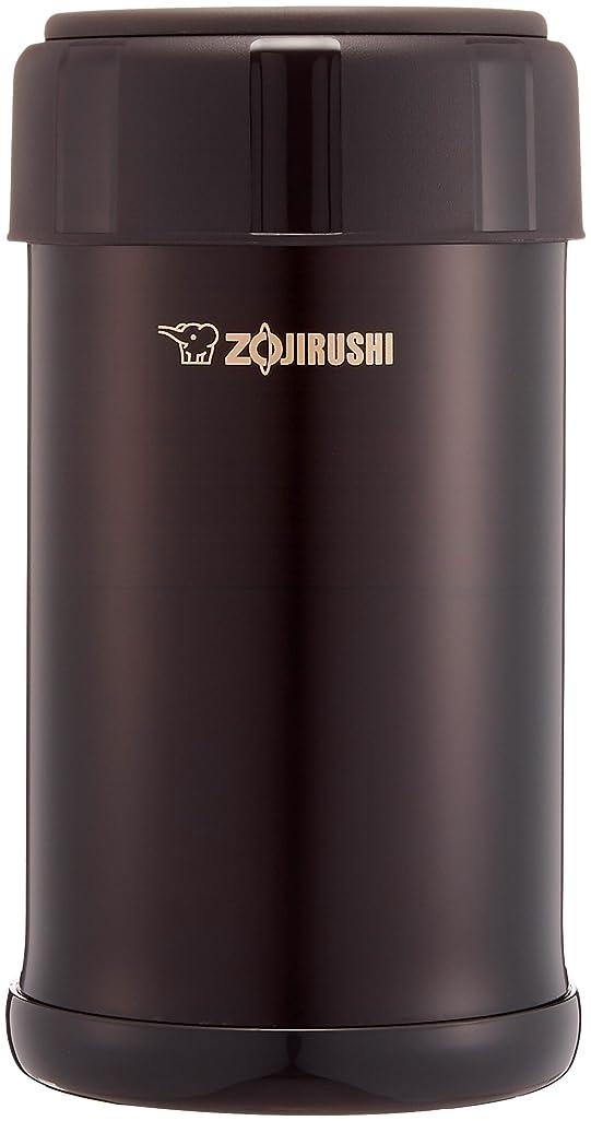 補体一瞬不注意象印マホービン(ZOJIRUSHI) ステンレスクック&フードジャー おまかせ保温 保冷調理 保温ランチジャー 750ml ダークココア SW-JA75-TD