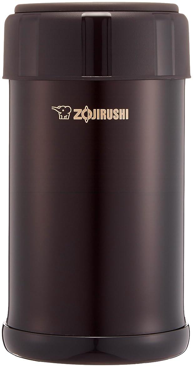 象印 (ZOJIRUSHI) ステンレスクック&フードジャー 750ml ダークココア SW-JA75-TD