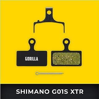 comprar comparacion Shimano Pastillas de Freno G01S XTR BR-M9000 M987 M985 XT M8000 M785 SLX M675 M666 Deore M615 para Freno de Disco Biciclet...