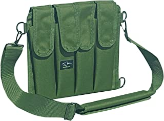 Galati Gear 9MM Shoulder Magazine Pouch - Holds 8 (Olive Drab)