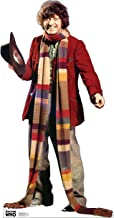 Advanced Graphics Fourth Doctor Tom Baker Life Size Cardboard Cutout Standup - BBC's Doctor Who