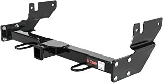 CURT 31313 Front Hitch with 2-Inch Receiver, Fits Select Toyota Tacoma