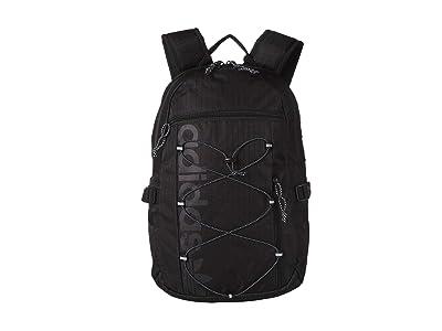 adidas Originals Originals Bungee Backpack (Black/Black) Backpack Bags