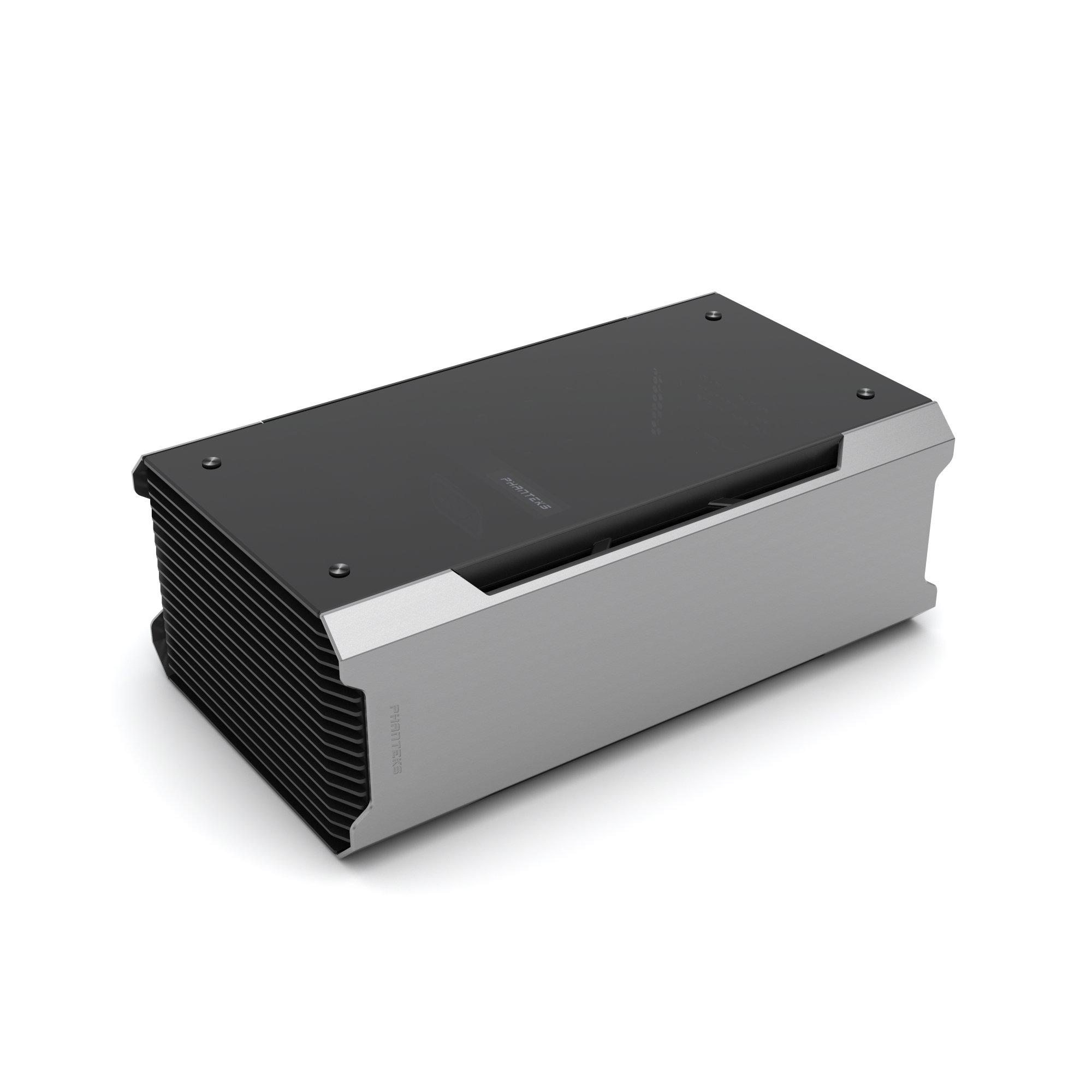 Phanteks Enthoo Evolv Shift Small Form Factor (SFF) Gris Carcasa de Ordenador - Caja de Ordenador (Small Form Factor (SFF), PC, Aluminio, Vidrio Templado, Mini-ITX, Gris, 8,2 cm): Amazon.es: Informática