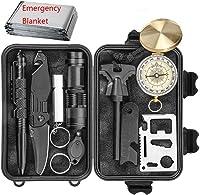 EILIKS Emergency Survival Kits 11 in 1