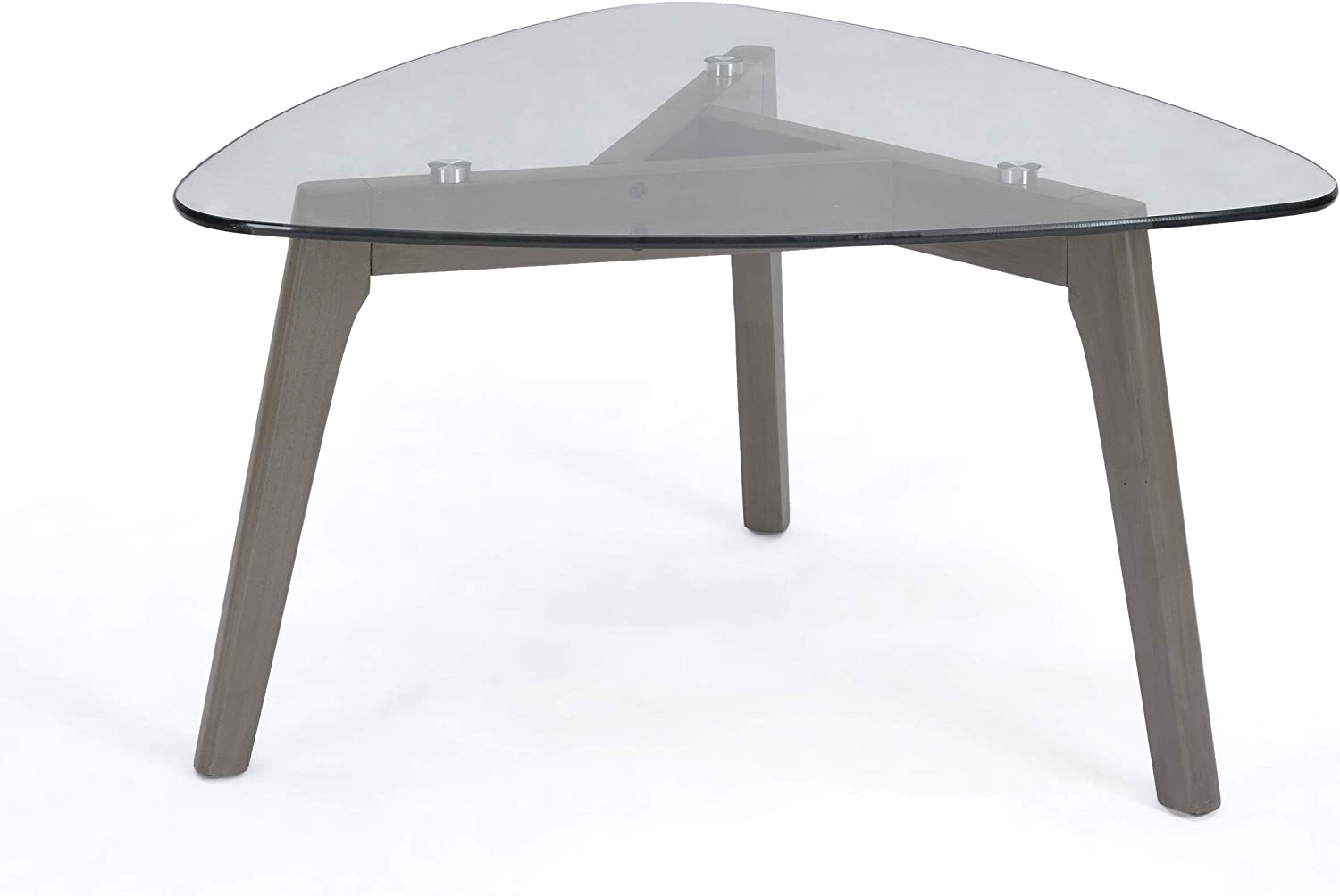 Christopher Knight 返品交換不可 Home 313921 Coffee Table 売買 Grey