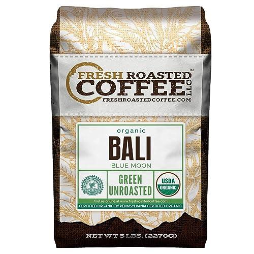 Bali Green Coffee Beans Amazon Com