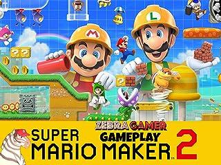 Clip: Super Mario Maker 2 Gameplay - Zebra Gamer